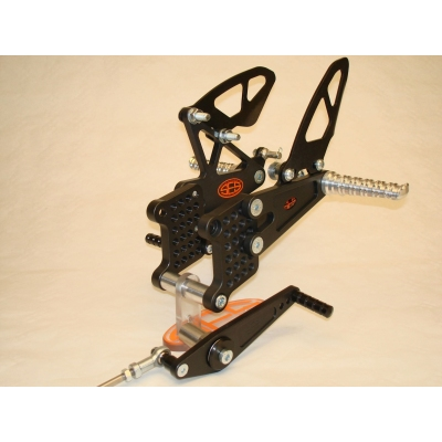 SES RACING REARSETS