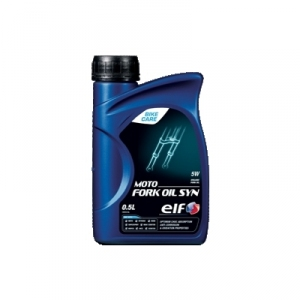 ELF FORK OIL SYNTHETIC 5w