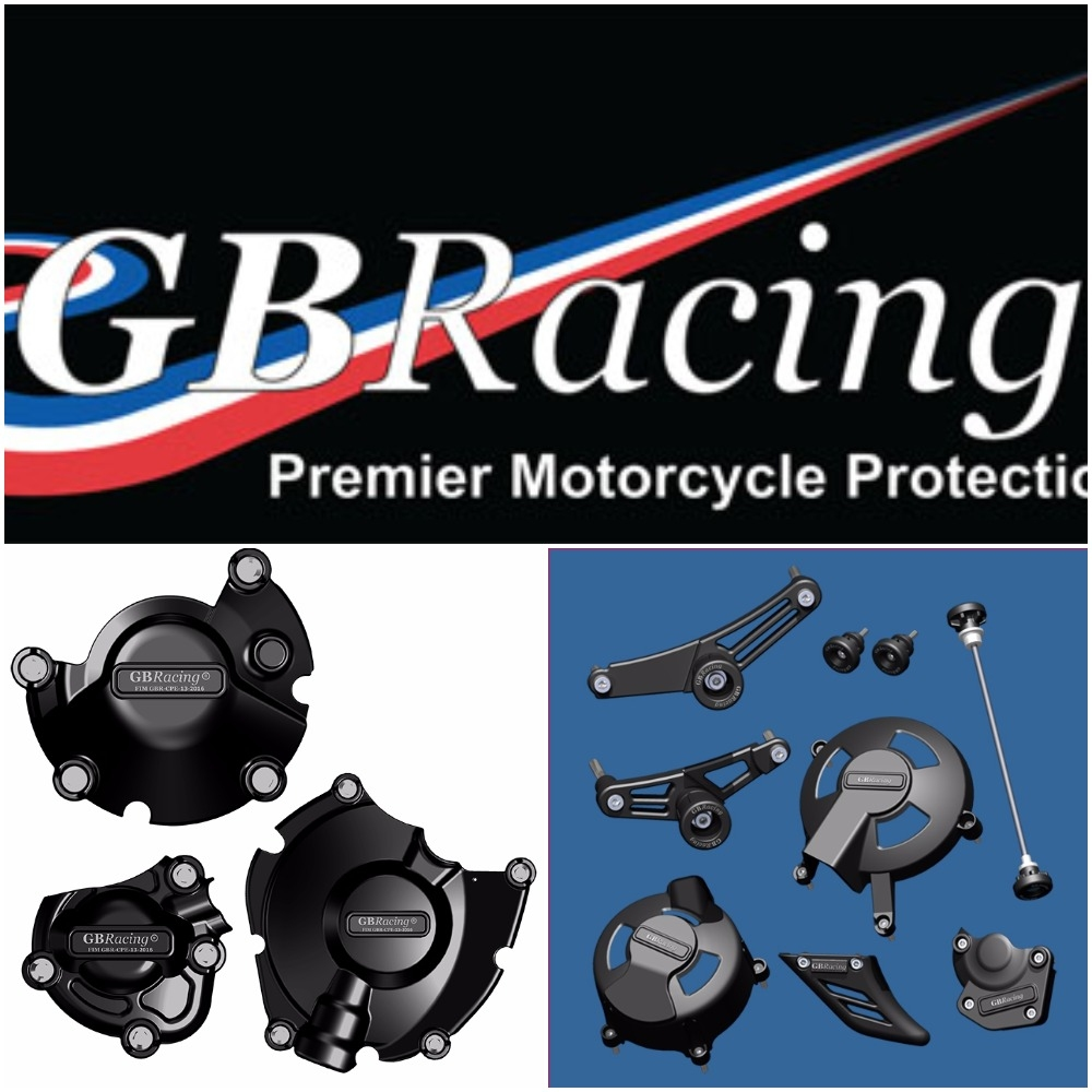 GBRACING ENGINE CASE COVERS - RaceSupplies