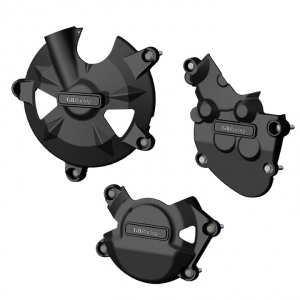 KAWASAKI ZX10R 08 - 10 GBRACING SECONDARY ENGINE CASE COVER SET