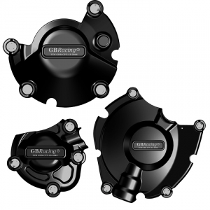 YAMAHA YZF R1 2015 GBRACING SECONDARY ENGINE CASE COVER SET