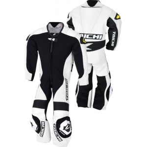RS TAICHI J022 KIDS ONE PIECE LEATHER RACE SUIT