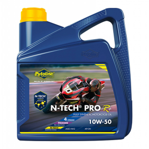 PUTOLINE N-TECH PRO R+ FULLY SYNTHETIC 10W 50 ENGINE OIL