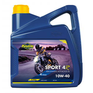 PUTOLINE SPORT 4R SEMI SYNTHETIC 10W 40 ENGINE OIL