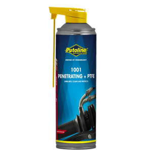 PUTOLINE 1001 PENETRATING SPRAY+PTFE 500 ml